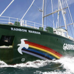 Rainbow Warrior III in Neuseeland